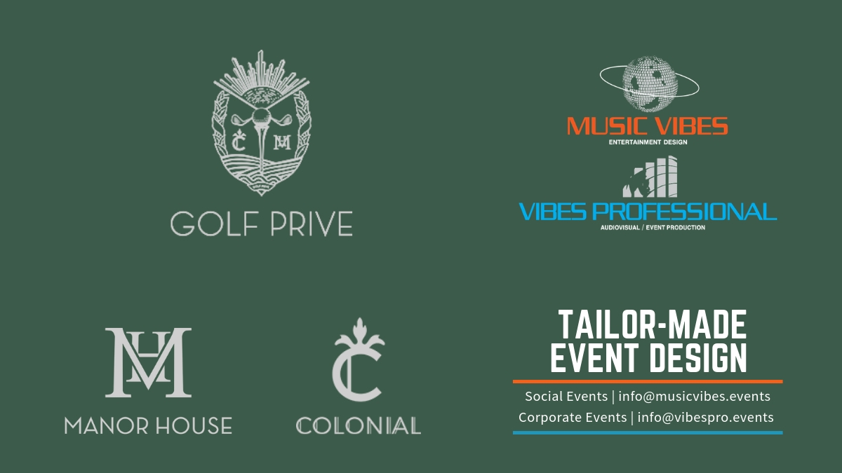 Our New Official Cooperation with Golf Prive | Glyfada, Athens